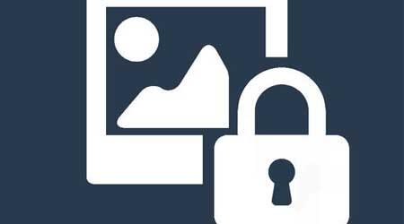 تطبيق Secure Photos لحفظ وحماية صورك الخاصة بأمان عبر البصمة وميزات اخرى خيالية ورائعة