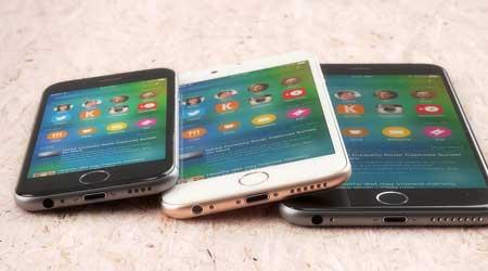 صورة تقرير – ايفون 6c سيحمل بطارية كبيرة وحساس بصمة !