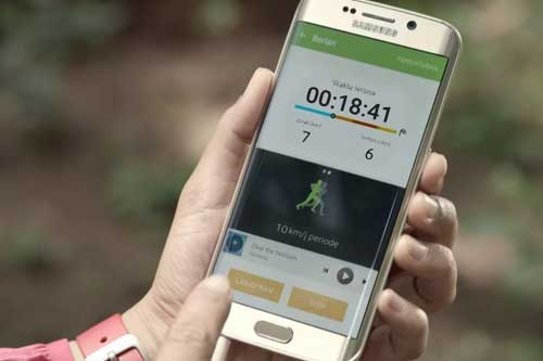 سامسونج تنشر فيديو اعلاني لجهاز جالكسي S7 إدج