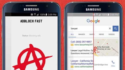 سامسونج تدعم إضافات حجب الإعلانات عبر متصفحها الخاص