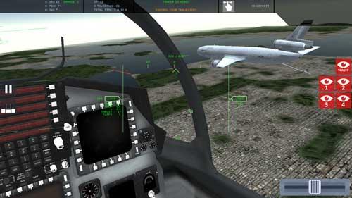 لعبة Special Air Wing محاكي طيران رائع