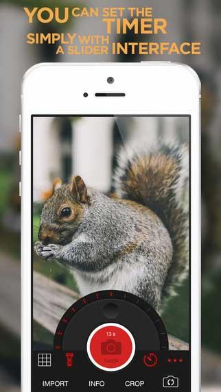 تطبيق Selfie Cam Pro 2 متخصص في صور سيلفي