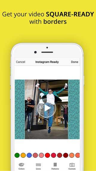 تطبيق Video Editor ++ PRO لتحرير الفيديو ورفعه لسناب شات وانستغرام