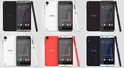 شركة HTC حاضرة في MWC وتعلن عن ثلاث أجهزة جديدة