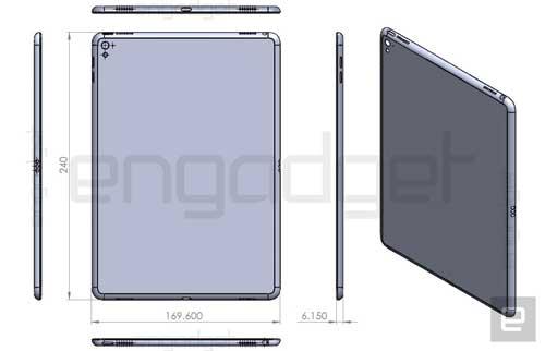 صورة مسربة لجهاز iPad Air 3