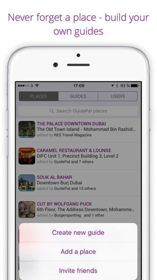 تطبيق GuidePal الرائع والمميز للوصول للأماكن المهمة