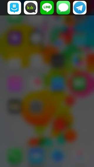 أداة IMN for iOS 9 للرد السريع على المحادثات