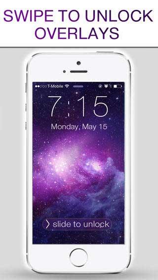 تطبيق Lockscreen Star قم بتصميم شاشة القفل الخاصة بك