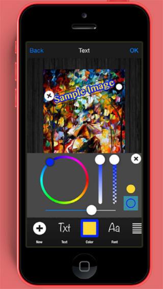 تطبيق Fiery Camera لتعديل وتحرير الصور