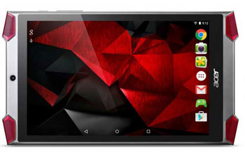 شركة Acer تكشف عن هاتف وجهاز لوحي مخصصين للعب