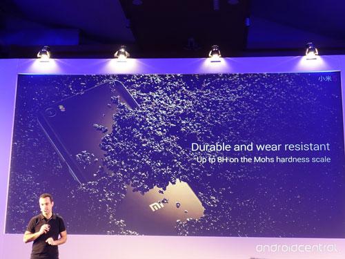 جهاز Xiaomi Mi 5 مقاوم للماء