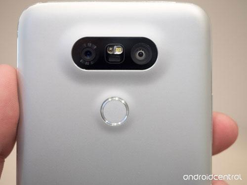 كاميرا LG G5