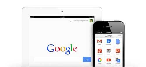 خدمات جوجل على iOS أفضل منها على الأندرويد