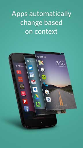 تطبيق Cover Lock Screen لانشر مميز بتصميم جميل