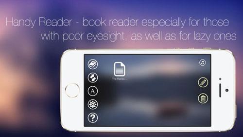 تطبيق Handy Reader قارئ للكتب بمزايا كثيرة