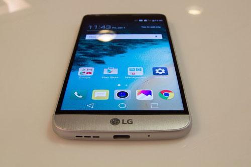 واجهة LG G5