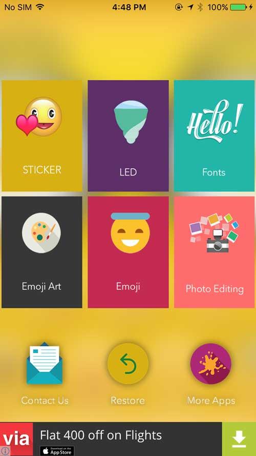 تحديث تطبيق Stickers وإضافة مزايا كثيرة - ملصقات وفيسات للواتس آب وغيره - عرض خاص حصري ورائع