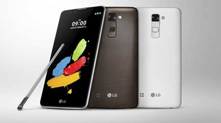 شركة LG ستكشف عن جهاز Stylus 2 في MWC