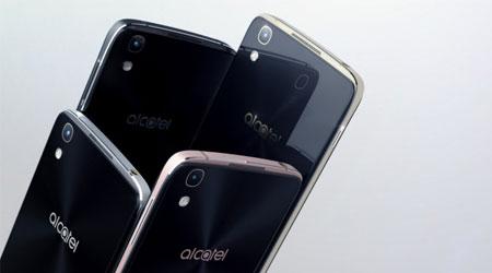 من بداية معرض MWC - شركة Alcatel تعلن عن جهازين