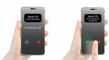 شركة LG تعلن رسميا عن غطاء Quick Cover لجهاز LG G5، ما رأيكم ؟