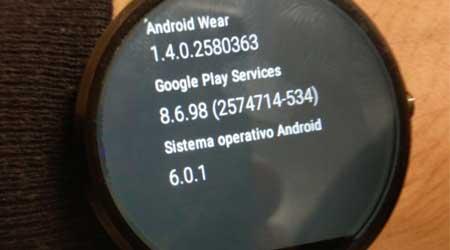 ساعة Moto 360 الجيل الأول والثاني تحصلان على الأندرويد 6.0.1