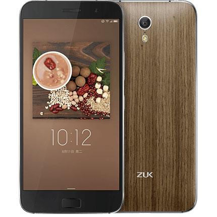 رسميا: نسخة ZUK Z1 بتصميم خشبي مع الأندرويد 6.0.1