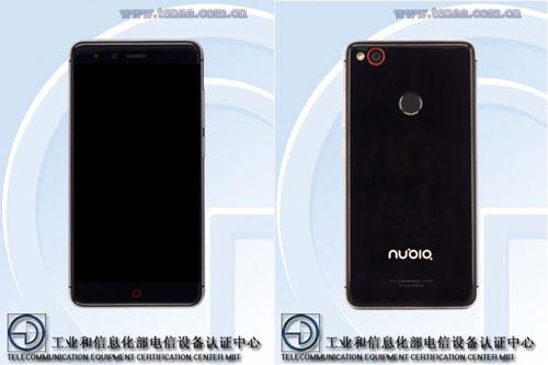بالصور: جهاز Nubia Z11 يحصل على موافقة TENAA