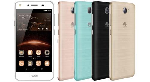 تسريب جديد حول جهاز Huawei Y5 II - بمواصفات متوسطة