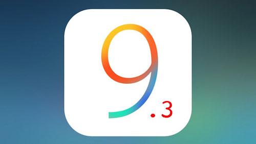 آبل تعيد إطلاق إصدار iOS 9.3 لحل مشكلة عدم تجاوز تفعيل الأيفون والأيباد