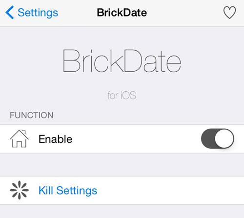 أداة BrickDate لحماية جهازك من ثغرة قتل الأيفون بواسطة التاريخ