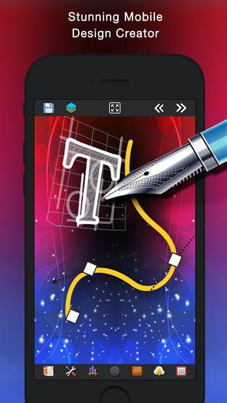 تطبيق Logo & Design Creator لتصميم شعارات وبطاقات احترافية