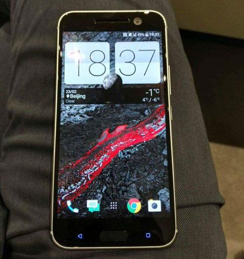 تسريب صور جديدة واضحة لجهاز HTC 10 - ما رأيكم به؟