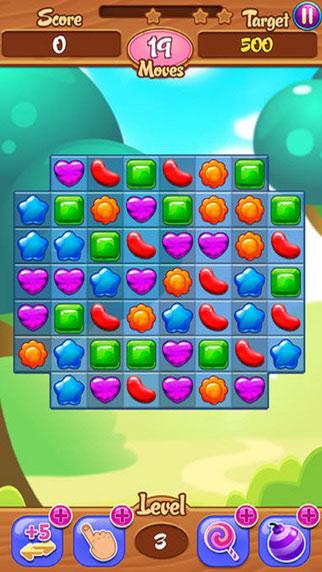 لعبة Jelly blast mania وريثة عرش كاندي كراش