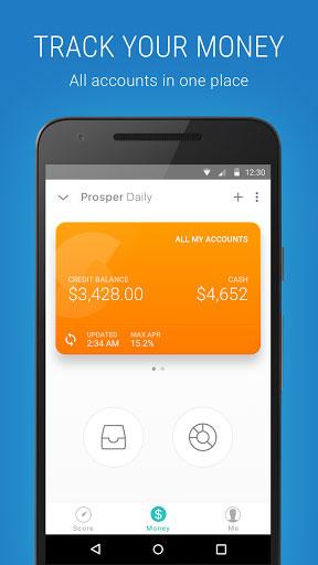 تطبيق Prosper Daily لمتابعة مصاريفك اليومية