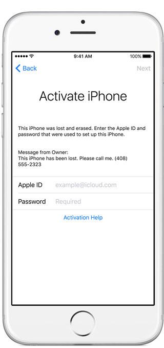 شرح طريقة معرفة الأيفون أو الآيباد إن كان مقفل على iCloud