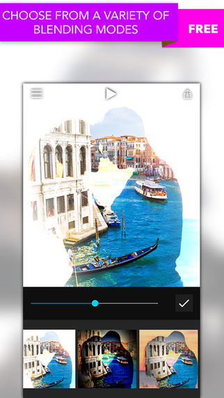تطبيق Video Blend111 لتحرير الفيديو بمزايا احترافية