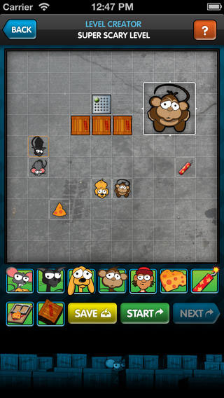 لعبة Mouse Trapz لمحبي الألغاز القوية