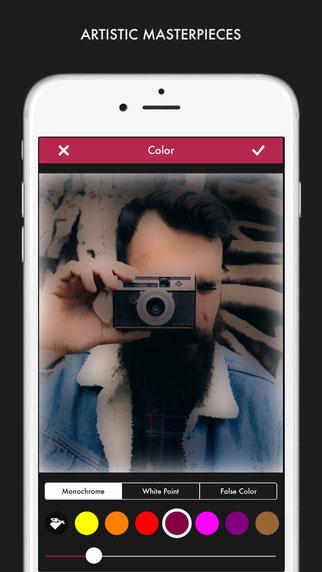تطبيق Gloomlogue الاحترافي لتعديل الصور