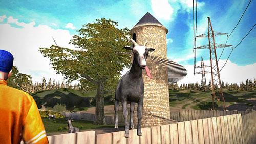 لعبة Goat Simulator الشهيرة تحصل على تخفيض كبير