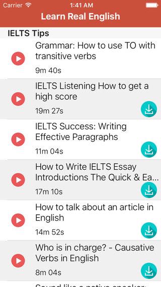 تطبيق مميز لتعليم الانجليزية بالفيديو