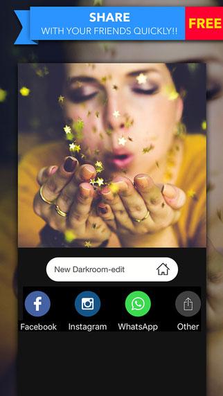تطبيق Darkroo.m لتحرير مقاطع الفيديو وإضافة المؤثرات المميزة