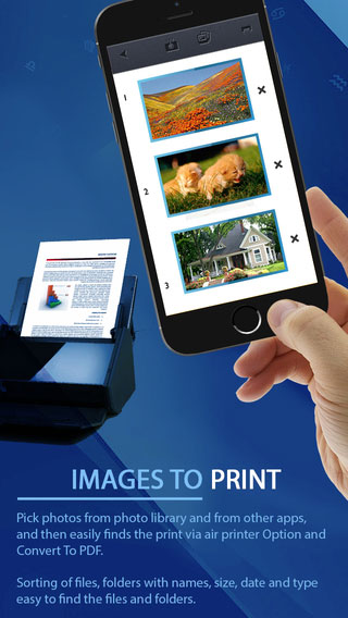 تطبيق PDF Converter and Printer Pro لطابعة المستندات وملفات PDF