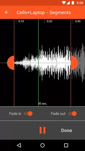 تطبيق Audio لإنشاء النغمات المميزة بنفسك