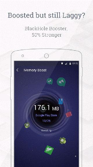 تطبيق Z Speed+ لتنظيف جهازك من الملفات الزائدة