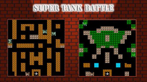 لعبة Super Tank Battle الكلاسيكية تعود من جديد