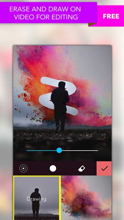 تطبيق Vid Blend.er الإبداعي لتحرير ودمج الصور والفيديو بمزايا احترافية - مجانا لوقت محدود