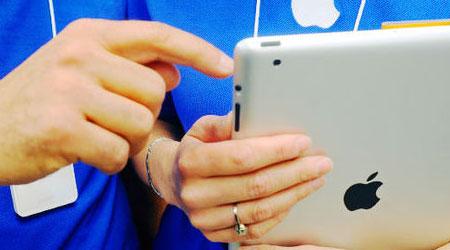 Photo of أبل تطلق إصدار معدل من iOS 9.3 لحل مشكلة توقف أجهزة الأيباد 2 بعد الترقية
