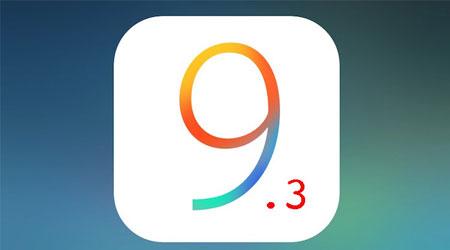أبل تعيد إطلاق إصدار iOS 9.3 لحل مشكلة عدم تجاوز تفعيل الأيفون والأيباد