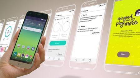 شركة LG تعلن عن الواجهة الجديدة UX 5.0