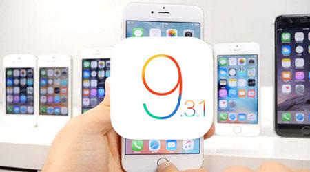 صورة أبل تطلق رسميا iOS 9.3.1 لحل مشكلة الروابط والتطبيقات